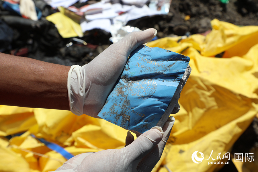 直击埃航空难现场:中企连续26小时参与救援 波音调查组抵达