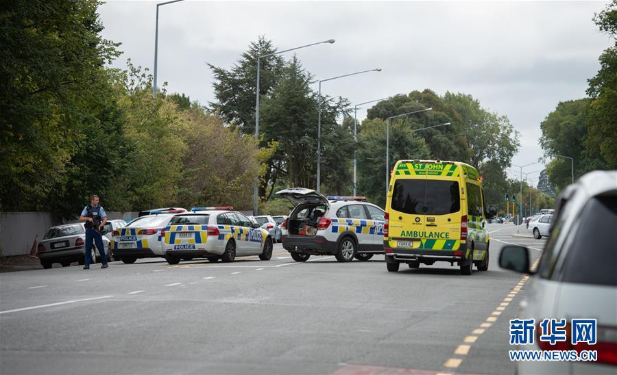 新西兰克赖斯特彻奇市发生枪击事件
