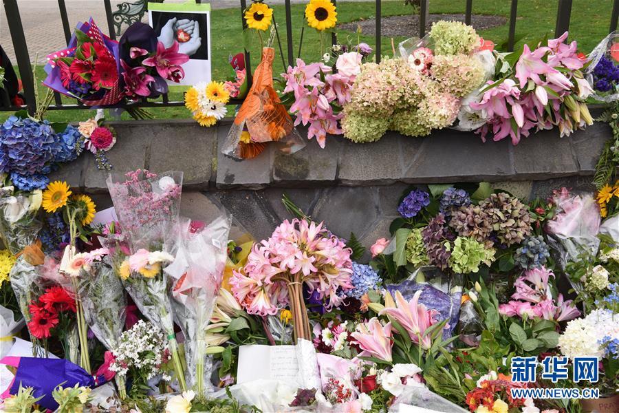 新西兰恐袭百人伤亡 举国哀悼加强警备