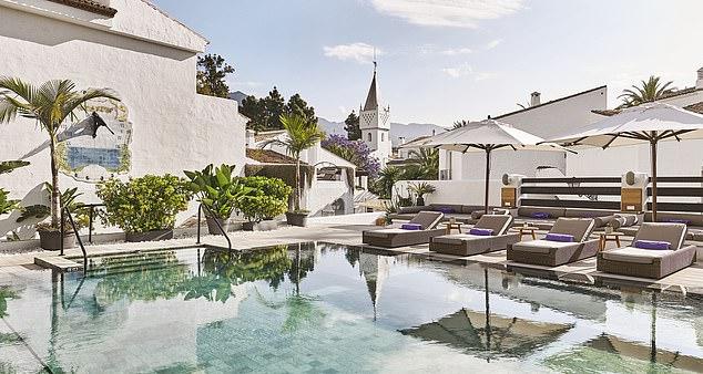 西班牙七大炙手可热的时尚酒店