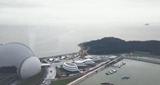 坐直升机带你俯瞰粤港澳大湾区