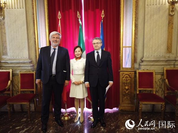 携程与意大利国家旅游局等签署协议助力中国游客赴意游