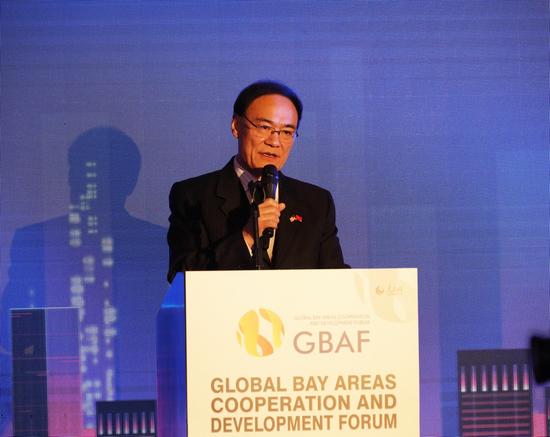 中国驻旧金山总领事:世界湾区合作发展论坛的举办正当其时