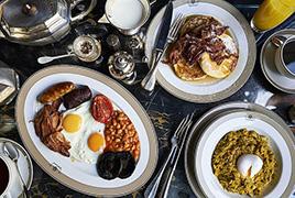诱人的享受:世界上最棒的早餐