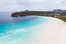 西澳大利亚非凡体验:在白沙滩上放松