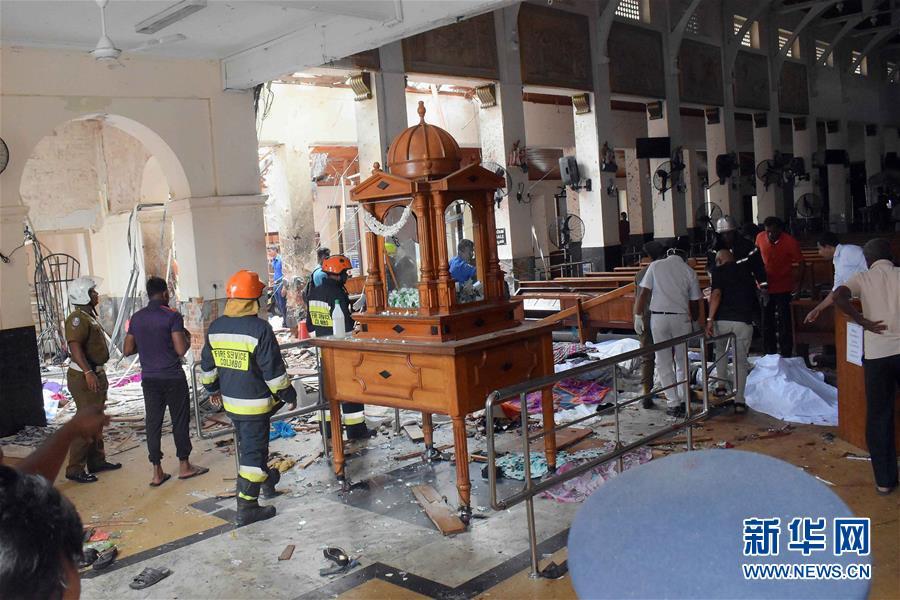 斯里兰卡系列爆炸遇难人数升至207人