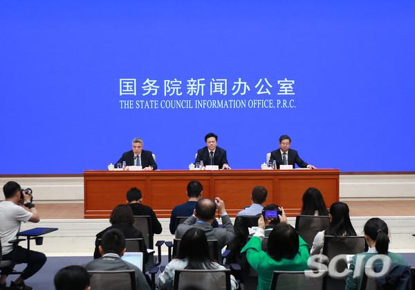 肖渭明:中欧班列已累计开行1.4万多列