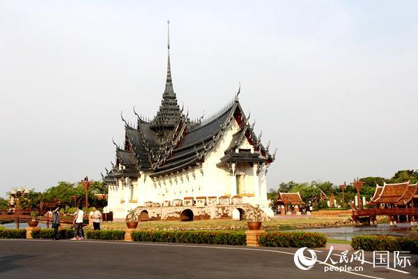 泰国北榄府期待更多中国游客
