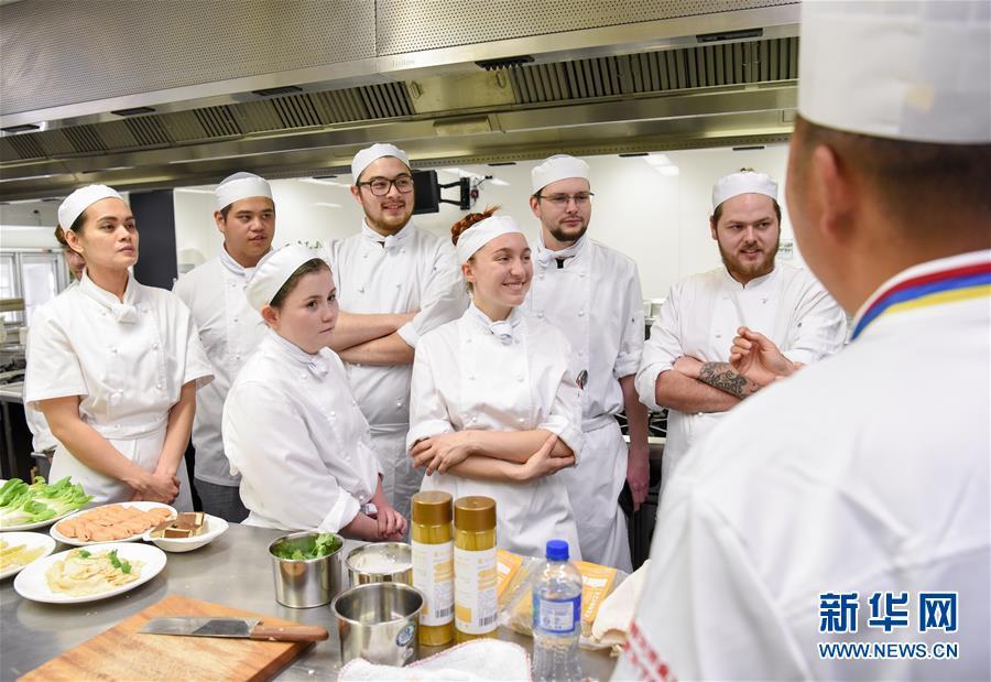 中国重庆美食文化让新西兰洋厨师大开眼界