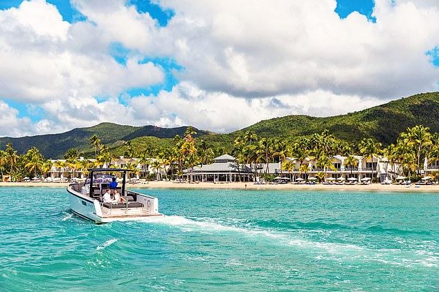 水域游览、豪华住宿拥有私人游船的酒店更具吸引力