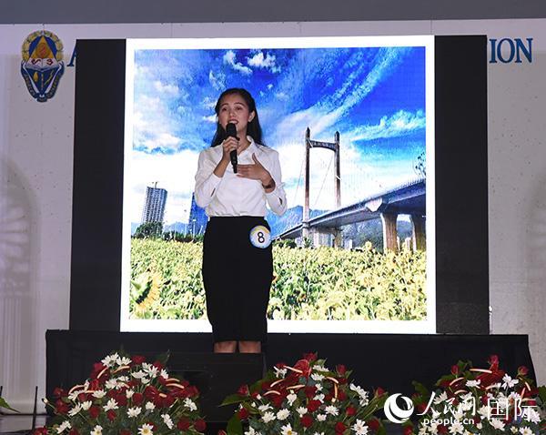 """第十八届""""汉语桥""""世界大学生中文比赛菲律宾赛区决赛顺利落幕"""