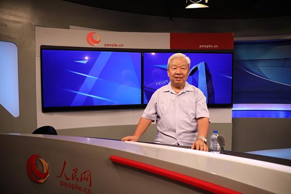 新中国外交70年 王珍大使忆中西建交
