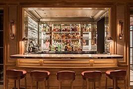 精致下午茶、卧室壁炉 纽约的豪华英式酒店
