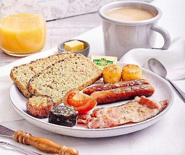 爱尔兰航空(Aer Lingus)本年炎天为搭客提供全套早餐。