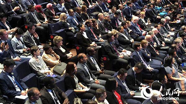 亚投行第四届年会在卢森堡举行