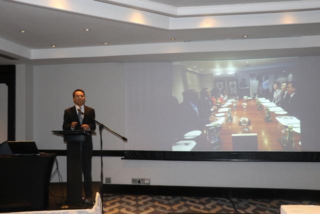 中国驻德班总领馆举办中南友好与合作主题故事会