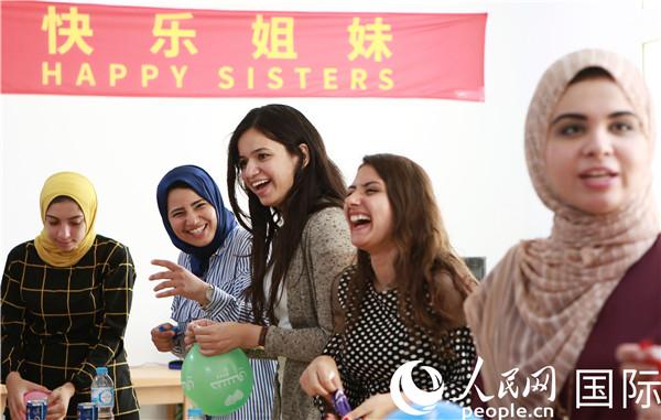 中企埃及新首都工地职业女性的愿望