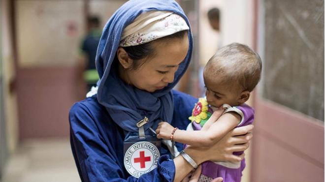 世界人道日 聚焦人道援助中的女性身影