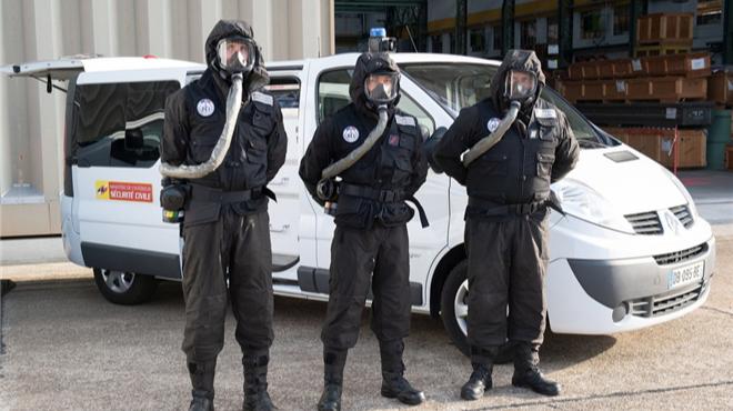 G7峰会召开在即 法国加强安保工作