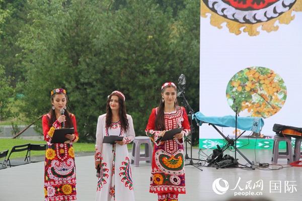 世园会迎来塔吉克斯坦国家馆日