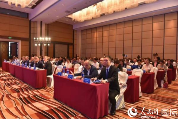 2019国际出版企业高层论坛在京举行
