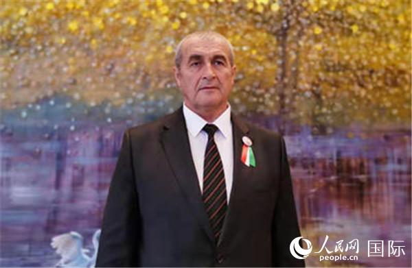 塔吉克斯坦借北京世园会拓展对华合作