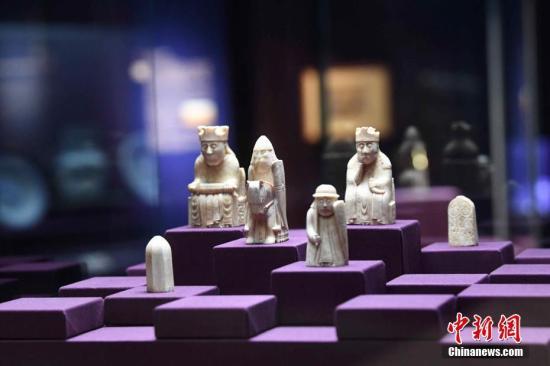 大英博物馆斥资6400万英镑建新馆 将展现更多文物