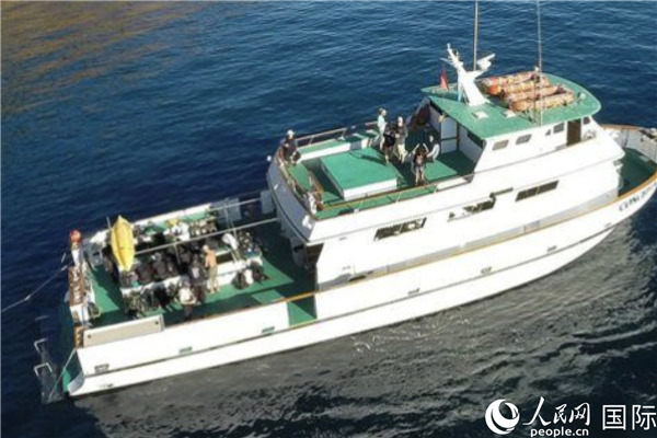 <b>美国加州潜水船失火已致8人遇难26人失踪</b>