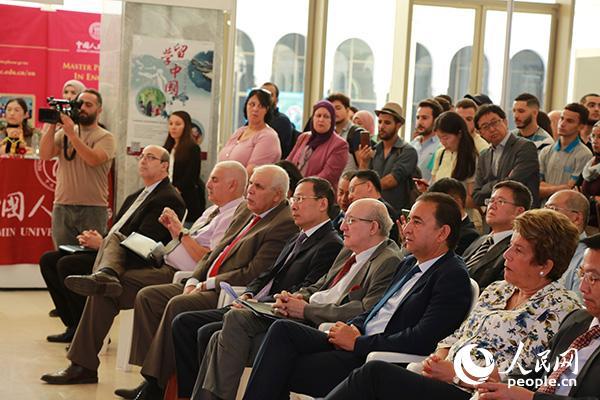阿尔及利亚举办中国高等教育展
