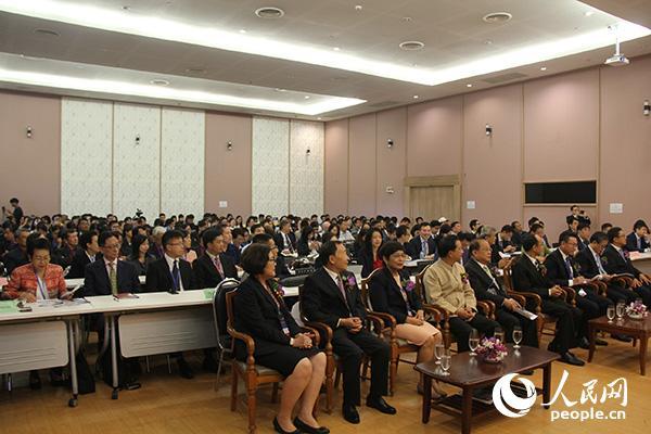 """""""一带一路""""和澜湄合作国际研讨会在泰国清莱举行"""