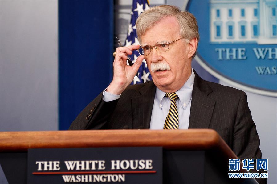 """""""鹰派""""代表博尔顿走人美国外交政策何去何从"""