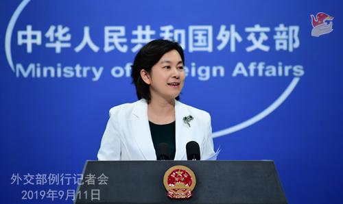 美议员:禁向香港出口防暴器材!外交部:留着自己用?