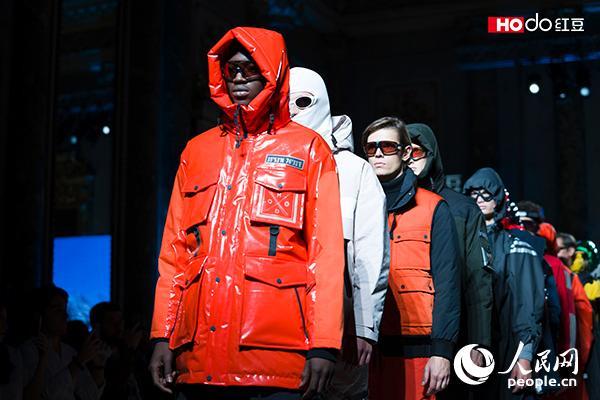 红豆男装亮相米兰时装秀 演绎民族品牌国际范儿