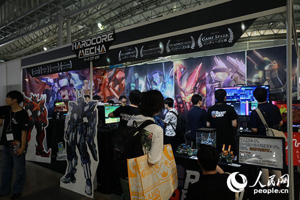 中国主机游戏亮相2019年东京电玩展