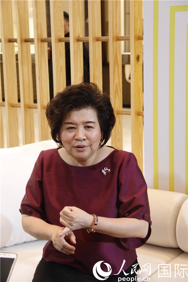 泰国国际贸易促进厅厅长邦宗洁:泰国对中国市场寄予厚望