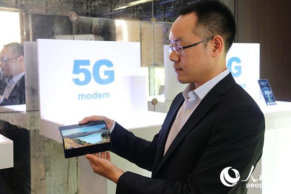 华为在哈萨克斯坦成功测试5G移动服务