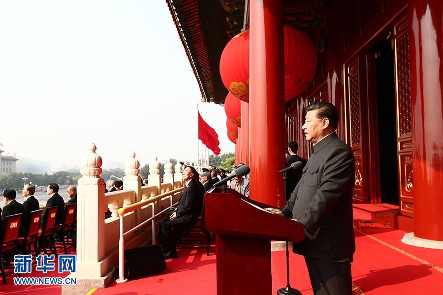 """希望中国在世界舞台担当和平繁荣的""""压舱石"""""""