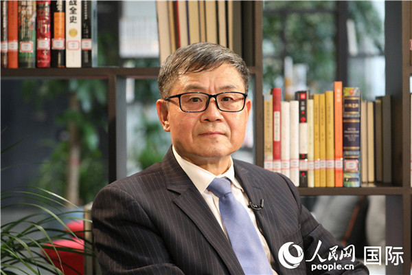 """<b>杜起文大使忆瑙鲁总统刻意刁难中国的""""预谋""""闹剧</b>"""