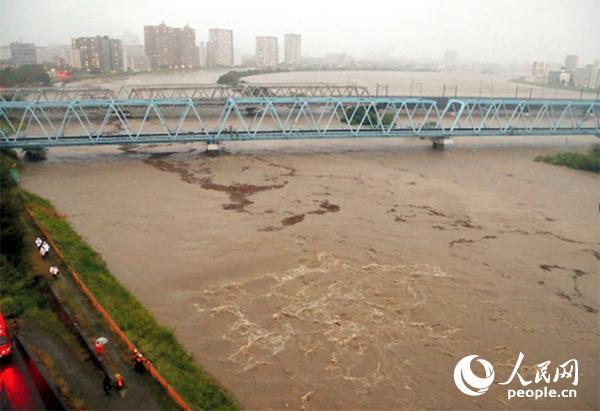 台风19号过境东日本地区造成10人死亡16人失踪128人受伤