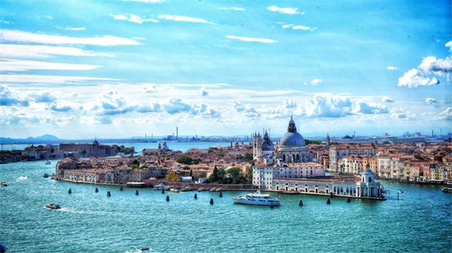 未来遗迹——威尼斯