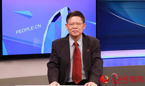 专访前驻巴西大使陈笃庆:中国是巴西值得信赖的伙伴