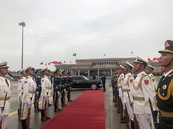 巴西学者:巴总统访华将为提升中巴伙伴关系创造新机遇