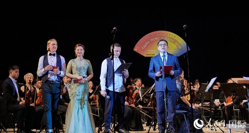 """长沙交响乐团""""一带一路""""中乌友谊音乐会首演成功"""