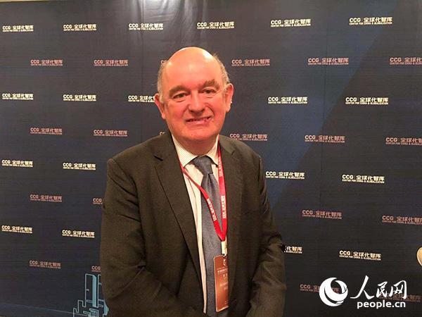 专访爱尔兰驻华大使:期待以进博会深化中爱合作