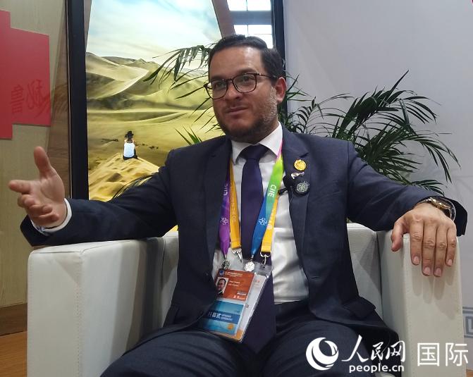 """""""进博会对秘鲁拓展中国市场非常重要"""""""