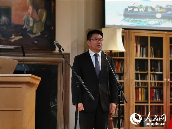 熊猫家园 美丽四川——四川省商务旅游文化推广活动登陆伦敦