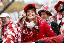 德国科隆狂欢节开幕