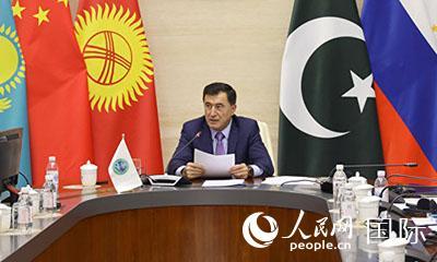 上合组织秘书长诺罗夫:成员国将构建统一过境系统