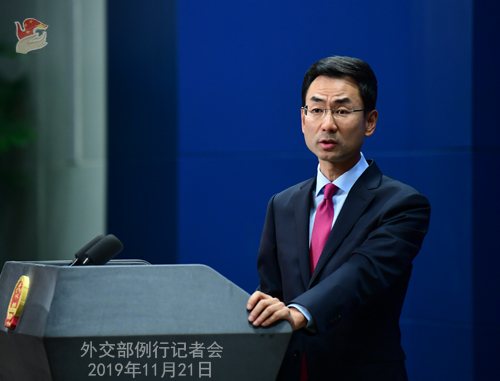 外交部:中日商定未来5年内安排3万名青少年实现交流互访