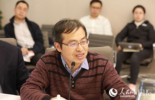王海滨:国际能源民主化是一个漫长过程